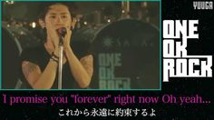 """ONE OK ROCK - """"Wherever You Are"""" Live 