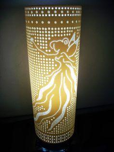 Barbaridade: Reciclagem - Luminárias com tubo de PVC