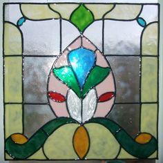 Edwardian Style 4 Window Cling
