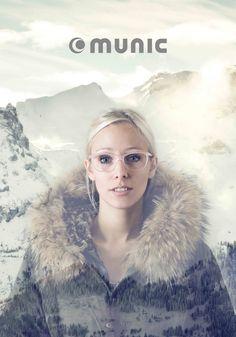 #Municeyewear - winter 2013 / spring 2014 kampagne