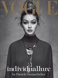 Gigi Hadid – Vogue Italy, April 2016