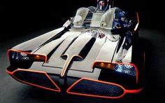 Batmobile I know the owner in the Valley George Barris classic Batman tv series. Chevrolet Monte Carlo, Original Batmobile, Film Cars, Movie Cars, Dream Cars, Automobile, Batman 1966, Batman Batmobile, Batman Car