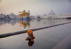Amritsar, India by Matjaz Krivic. From Urbanistan series.