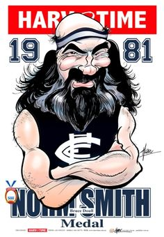 1981 Norm Smith Medal - Bruce Doull