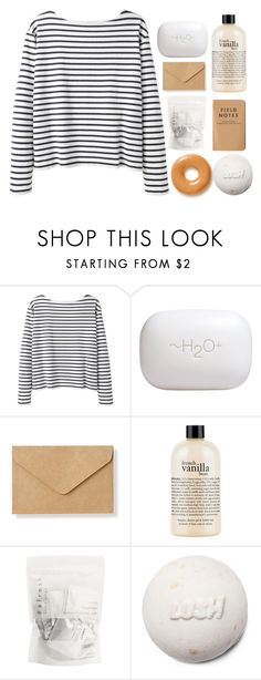 """""""☾Come on baby, pull me closer☽"""" by gxlaxy-of-toxic-stxrs ❤ liked on Polyvore featuring Wood Wood, H2O+, Muji, philosophy and galaxysets"""
