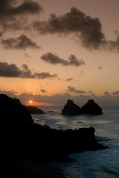 Fernando de Noronha, Brazil by Michel Rios, via Flickr