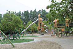 Provinciaal domein Puyenbroeck: de nieuwe speeltuin!