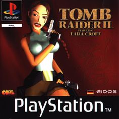 Tomb Raider 2. One of my all time favourite games. Loved that Lara had different costumes and visited different places. The game was brilliant not too short I hate games where you get into them and then they end tomb raider had endless levels love it