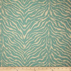 Bench in entry Golding Tigra Jacquard Turquoise from @fabricdotcom%0A%0ARefresh and modernize any home decor with this lightweight jacquard fabric. This fabric is a perfect weight for window treatment (draperies, curtains) accent pillows and some upholstery such as headboards, poufs and more. Colors include ivory and turquoise.