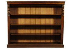 19th-C. William IV Bookcase