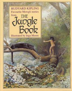 Jungle Book - Inga Moore