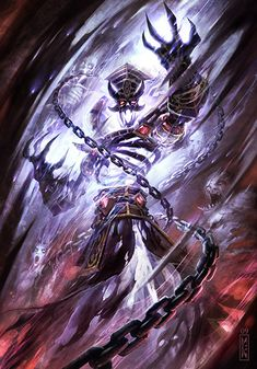 Kel'Thuzad, lord of Naxxramas - World of Warcraft