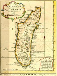 Dossier sur Madagascar : culture, géographie, colorier le drapeau, la faune locale et un conte