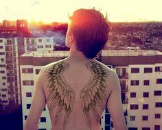 wings. @Bonnie O'Kelley