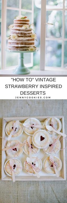Vintage Strawberry D