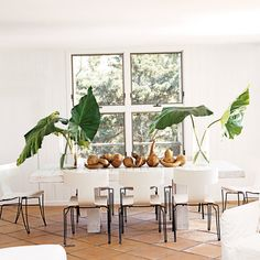 Fresh Approach - Beach House Dining Rooms - Coastal Living