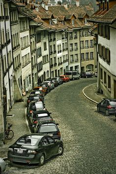 Bern, Switzerland, but the reality of living there? Not so awesome if you have a car.