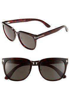 bc0c324090b Tom Ford  Rock  55mm Sunglasses available at  Nordstrom New Ray Ban  Sunglasses