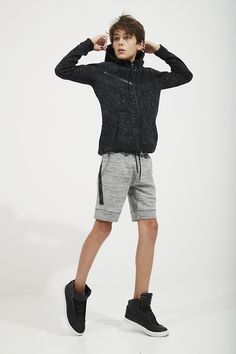 Forces Active Jacket + Fly Active Short - Pavement Brands