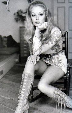 Bond Girl - Jenny Hanley - James Bond 007 - On Her Majesty's Secret Service 1969