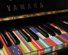 music, the universal language...
