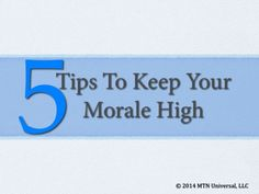 """""""Confidence is everything!!!""""  NEW POST: 5 Tips To Keep Your Morale High  Enjoy and please share with a friend.  Join our email club at www.mtnuniversal.com to receive your very own blog updates and more.  Be the wEiRd this world needs!  Blog Page - http://www.mtnuniversal.com/mtn-universal-blog/ Follow us on Twitter - https://twitter.com/FearNotBeWeird Like us on Facebook - https://www.facebook.com/mtnuniversal"""