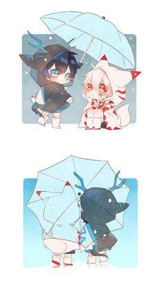 Chibi Boy, Cute Anime Chibi, Kawaii Chibi, Cute Anime Boy, Kawaii Anime Girl, Anime Art Girl, Anime Teen, Anime Friendship, Cute Anime Coupes
