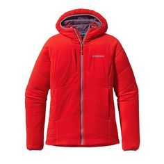 The new Women's Nano-Air™ Hoody sets a new standard for technical insulation, merging the comfort and breathability. Check it out at Patagonia.com.