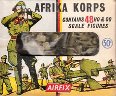 Cant Find In The Shops. How You Can Find The Toys That Will Be Loved. Children today have many toy options. But, have you ever wondered what the perfect toy for your little one might be? Vintage Toys 80s, Airfix Models, Airfix Kits, Afrika Korps, Childhood Days, Toy Soldiers, Panzer, Military Art, Classic Toys