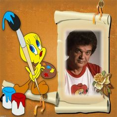 Tweety LOVES Conway Twitty