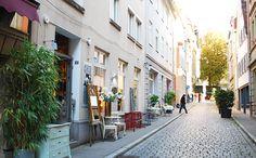 Stuttgart - Bohnenviertel