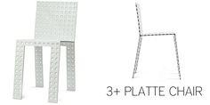 Zieta Prozessdesign - 3+ Platte Chair