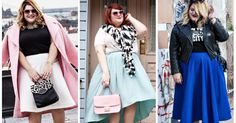 10 tips de moda para chicas plus size con mucho estilo