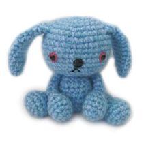 Amigurumi To Go!: Baby Bunny Leeloo Free Crochet Bunny Pattern