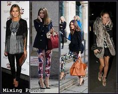 Style Profile on Olivia Palermo.  This girl has some serious style... we're obsessed!