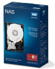 "Western Digital Red Kit WD Disque dur interne NAS 6 To 3,5"" SATA intellipower - Vendredvd.com"