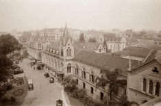 Santa Casa de Misericórdia de São Paulo 1938