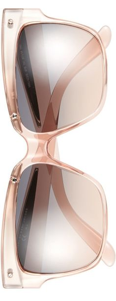 MARC BY MARC JACOBS 57mm Retro Sunglasses in Pink | House of Beccaria#