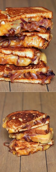 exPress-o: Sweet & Spicy Grilled Cheese Sandwich