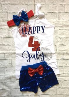 8991983c0 Baby Girl Clothes, Baby Girl Clothing, Girls Clothing, Girls Shirts, Baby  Girl · Fourth Of July Shirts For KidsHappy ...