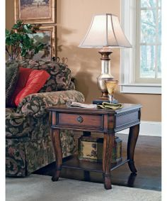 Hooker Brookhaven End Table available at Hayneedle.com $350