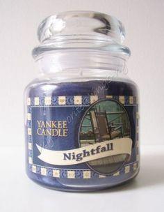 Yankee Candle Nightfall Fragranced Candle