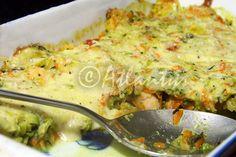"""Terapia do Tacho: Gratinado de salmão e legumes (Salmon and veggies """"au gratin"""")"""