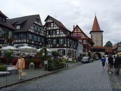 Gengenbach, Schwarzwald, Germany