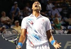 The KING of France (at least French tennis)