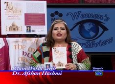 DR  Afshan Hashmi in OCT 17 talking about Rajasthan Heritage week.  Enjoy and Cheers!  Dr.Afshan Hashmi  Best-selling Author,Radio and Tv Personality  www.afshanhashmi.com  www.drafshanhashmi.com