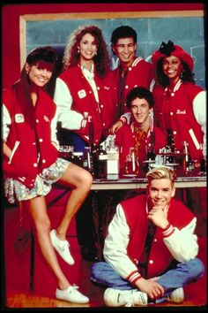 Saved By The Bell, best tv show ever! Great 90's show that still shows episodes on tv sometimes