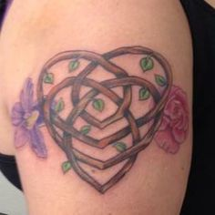 celtic motherhood knot tattoo pictures | via amanda cromby
