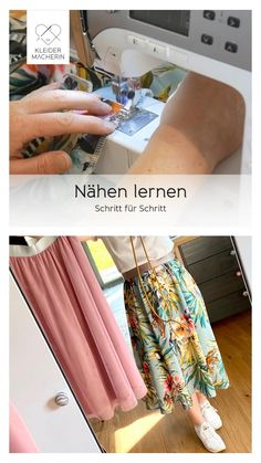 Summer skirt cut hack tulle skirt Sophia, Are you trying to understand to sew and trying to find lessons on sewing for novices? Sewing Dress, Skirt Patterns Sewing, Sewing Clothes, Sewing Lessons, Sewing Hacks, Sewing Projects, Easy Clothing, Clothing Hacks, Diy Clothes Rack