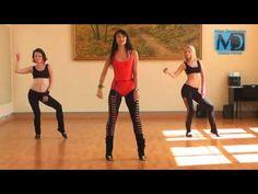 Стрип-пластика. Видео урок №3 от Dance Studio G'sB (Оля Swan)